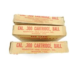 .300 CAL AMMO AND BRASS
