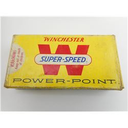 30-30 WESTERN SUPER SPEED AMMO