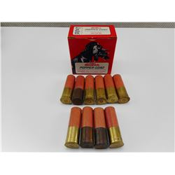 12 GA. POPPER LOAD SHOTGUN SHELLS, 8 GAUGE CLUNKERS