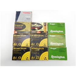 20 GAUGE ASSORTED SHOTGUN SHELLS