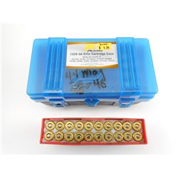 ASSORTED AMMO, 44-40, 38-40, 44 MAG