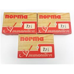 NORMA 7.7 JAP AMMO