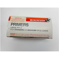 WINCHESTER LARGE RIFLE PRIMERS