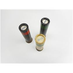 BRITISH MILITARY WWII SIGNAL FLARES
