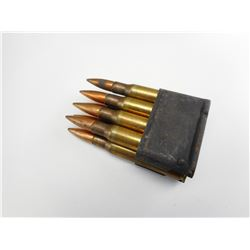 30-06 AMMO ON ENBLOC CLIPS
