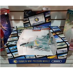 NIB FIGHTER PLANE MODEL ARMOUR COLLECTION