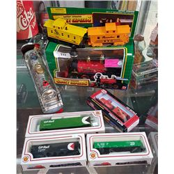 COLLECTION OF TRAINS