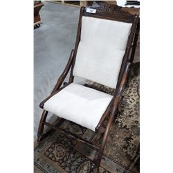EAST LAKE FOLD UP ROCKING CHAIR