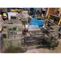 """Lathe 20""""x60"""" with Bore 3""""1/4 / Chuck 16"""" takes 5""""1/2 inside"""