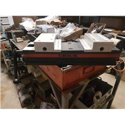 Chick Precision Milling Vise