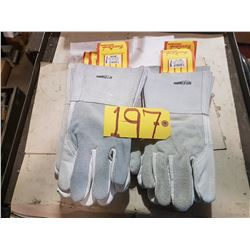 New Forney 55198 Welding Glove