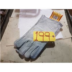 New Forney 55200 Welding Glove