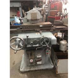 """Brown & Sharpe Surface Grinder with Walker 8""""x24"""" Fine Pole Magnetic Table"""