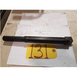 "Spade Drill 13"" long shank 1"" with 1""1/2 blade"