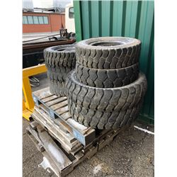 Fork Lift Tires