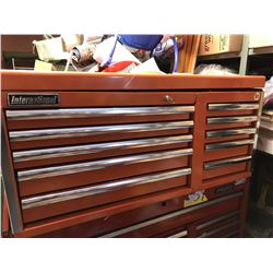 "New ToolBox 42"" Bent 10 drawers"