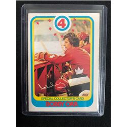 Bobby Orr Special Collector's Card 1978-79 O-PEE-CHEE Hockey #300