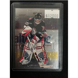 1999-00 Upper Deck Sixth Sense #SS16 Dominik Hasek Buffalo Sabres Hockey Card
