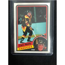 1984 O-PEE-CHEE #327 CAM NEELY RC