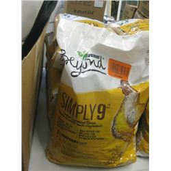 PURINA SIMPLY 9 WHITE MEAT DOG FOOD 7KG
