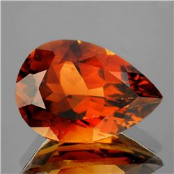 Natural AAA Champagne Imperial Topaz  15x10 MM Flawless