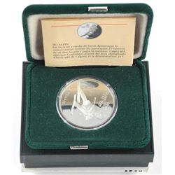 1988 925 Sterling Silver Proof $20.00 Olympic Coin