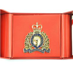 RCMP Pin Cased (SXR)