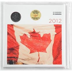 2012 OH Canada Coin Set Gift Folios with Special I