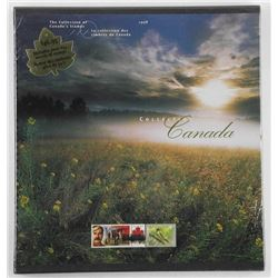 1998 Canada Post - Book with Stamp Collection. Sea