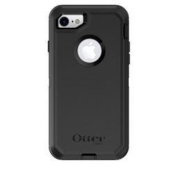 OtterBox Defender Series Case for iPhone 8 & iPhone 7 (NOT Plus) - Frustration Free Packaging - Blac