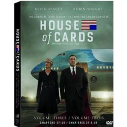 House of Cards: The Complete Third Season Bilingual
