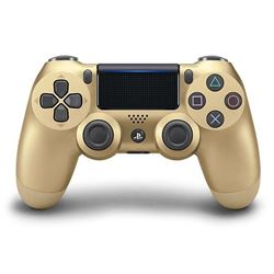 DualShock4 Wireless Controller - Gold - PlayStation 4 Gold Edition