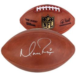 "Matt Ryan Signed ""The Duke"" Official NFL Game Ball (Fanatics Hologram)"
