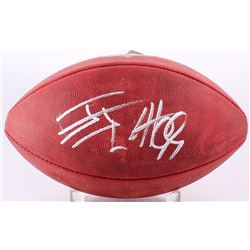 "J.J. Watt Signed ""The Duke"" Official NFL Game Ball (JSA COA)"