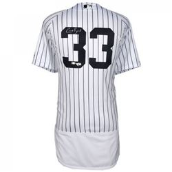 Greg Bird Signed Yankees Jersey (Fanatics Hologram  MLB Hologram)