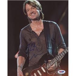 Keith Urban Signed 8x10 Photo (PSA COA)