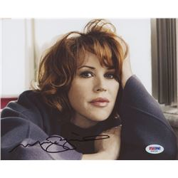 Molly Ringwald Signed 8x10 Photo (PSA COA)