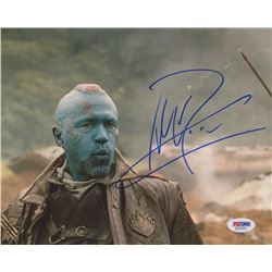 "Michael Rooker Signed ""Guardians of the Galaxy"" 8x10 Photo (PSA COA)"