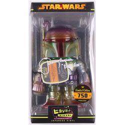 "Jeremy Bulloch Signed LE ""Star Wars"" Boba Fett Funko Hikari Action Figure Inscribed ""Boba Fett"" (Rad"