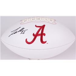 Landon Collins Signed Alabama Crimson Tide Logo Football (GTSM Hologram  Radtke Hologram)