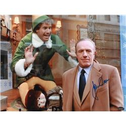 "James Caan Signed ""Elf"" 11x14 Photo (Schwartz COA)"