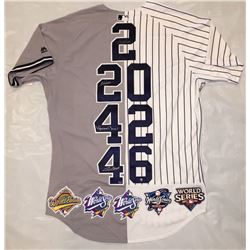 """Derek Jeter, Mariano Rivera, Andy Pettitte  Jorge Posada Signed Limited Edition Yankees """"Core Four"""""""