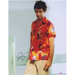 "Al Pacino Signed ""Scarface"" 11x14 Photo (PSA COA)"