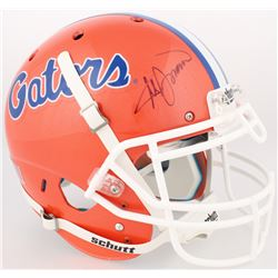Steve Spurrier Signed Florida Gators Full-Size Authentic On-Field Helmet (Radtke COA)