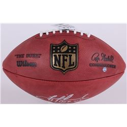 "Troy Aikman Signed ""The Duke"" Limited Edition NFL Official Game Ball Inscribed ""HOF '06"" (Steiner CO"
