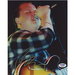 Frank Black Signed Pixies 8x10 Photo (PSA Hologram)