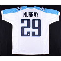 DeMarco Murray Signed Titans Jersey (JSA COA  Murray Hologram)
