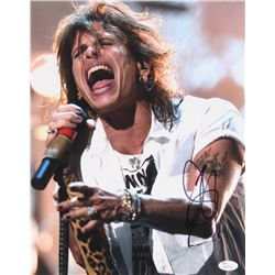 "Steven Tyler Signed ""Aerosmith"" 11x14 Photo (JSA COA)"