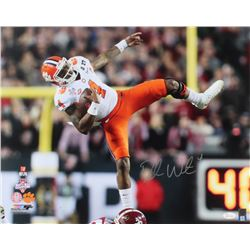 Deshaun Watson Signed Clemson Tigers 16x20 Photo (JSA COA)
