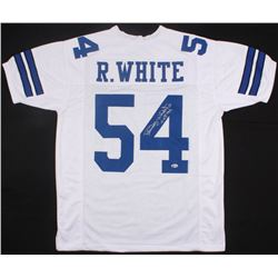 "Randy White Signed Cowboys Jersey Inscribed ""HOF 94"" (Beckett COA)"